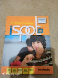 İspot 8 students book
