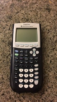 TI-84 Graphing Calculator 43 km