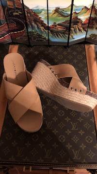 Lucky Brand Wedges NEW 9 1/2