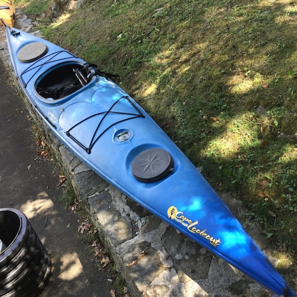 Wilderness Systems - Cape Lookout 145 Kayak (Blue)
