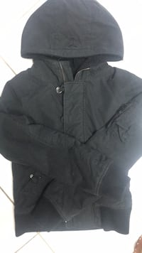 T&A  jacket hoodie size S , good condition