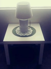 LAMP & TABLE SET (firm price) Tampa, 33613