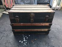 black and gray metal chest Hilliard, 43026
