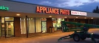 New & Used Appliance parts & repair service Surrey