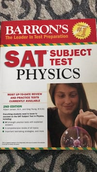 SAT Physics New York, 11209