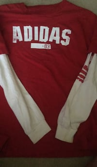 adidas shirt kids large 14 Athens, 35613