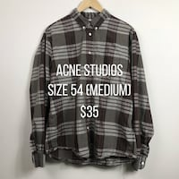 Acne Studios Button Down SS15 (Great Condition) Savannah, 31410