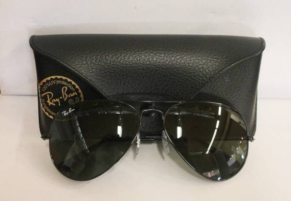 b9db127c9476 Used Ray Ban RB3025 Black Aviators for sale in Los Angeles - letgo