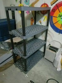 Garage shelving...5 shelves included Fort Belvoir, 22060