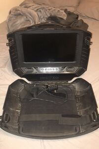 Portable gaming screen