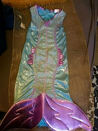 Girls mermaid Halloween dress Rockford, 61108