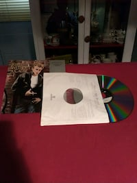 Rebel without a cause Laser disc Gary