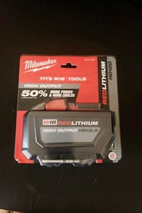 milwaukee 12.0 high out battery Surrey, V3S