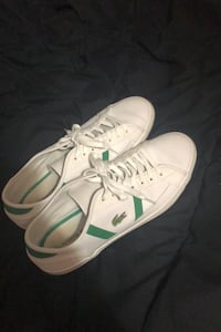 Lacoste low tops
