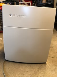Air purifier ionized with 2 new filters