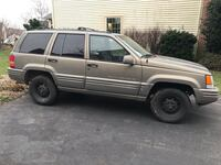 Jeep - Grand Cherokee - 1997 Sterling