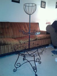 3 tier plant stand new never been used