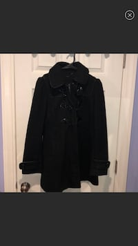 Guess Wool Winter Coat Size Small