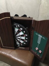 black and brown dart board Vaughan, L6A 2W5