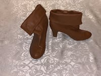 Size 10 booties Hazel Dell South, 98665