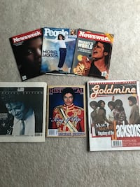Michael Jackson Memorabilia  - Negotiable Columbus, 43004
