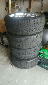 22inch rims and tires Harvey, 70058