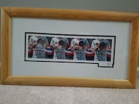 Orioles Signed Lithograph Fairfax, 22033