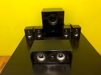 Energy Take 5.1 with Special Connoisseur CC-5 Centre Speaker Toronto, M6P 3S2