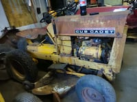 Cub cadet 70 lawn tractor project null