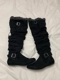 Knee High boots size 8 Bakersfield, 93307