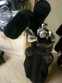 Set of Golf Club for Sale.