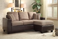 Sectional. U&U Bright Home Sectional. Brand new Rahway, 07065