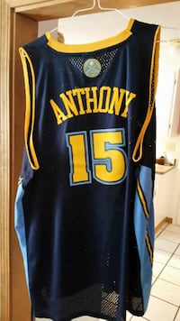 Nuggets Carmelo Anthony Jersey