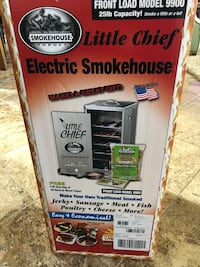 Little Chief Electric Smoker Portage, 49002