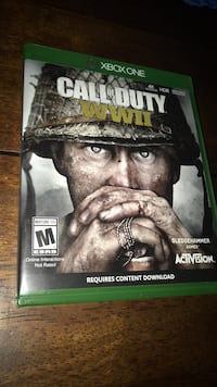 Call of Duty: WW2 Newburgh, 47630