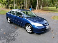 2004 Honda Civic  Stafford, 22556