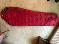 REI Lumen 20 degree long sleeping bag  17 km