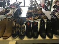 DESIGNER SHOES W/ SIZE VARIATIONS 4 SALE St. Catharines