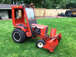 CASE-446 Tractor
