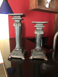 Candles holders  Boyds, 20841