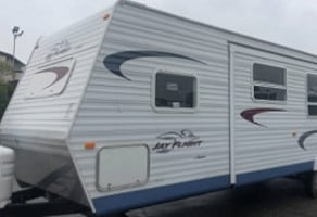 2005 Jayco Jay Flight 31 Ft. Trailer Bunk Outside Carburetor was also new.