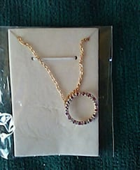 gold-colored chain necklace Tavares, 32778