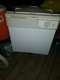 Dishwasher works great $ 30 you pick up 40 and I will deliver