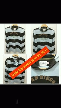 Little Big sweat shirt XL beden yepyeni  Ankara