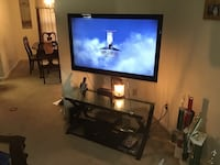 "45"" TV and stand for sell still looks new Essex, 21221"