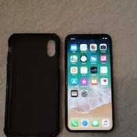 iPhone X unlocked 64gb original carrier is for Verizon it's fully paid of Salem, 97301