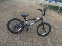 black and gray BMX bike Daphne, 36526