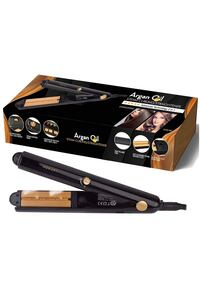 STEAM HAIR STRAIGHTENER AND CURLING TOURMALINE CERAMIC FLAT IRON Victorville, 92392