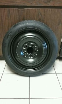 """Conveinence """"donut"""" Spare Tire!"""