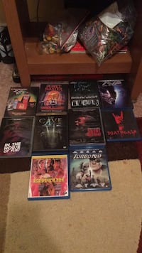 Horror Movie Lot Port Orange, 32129